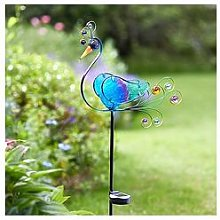 Smart Solar Peacock Solar Stake Light