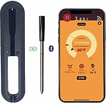 Smart Wireless Meat Thermometer for Oven Grill