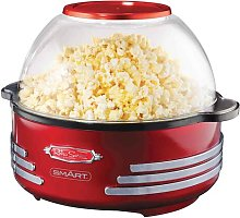 Smart Worldwide Retro Stirring Popcorn Maker and