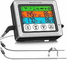 SMARTRO Digital Meat Thermometer for Food