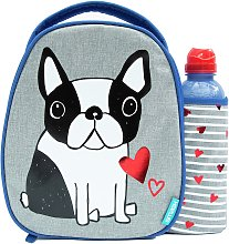 Smash French Bulldog Lunch Bag & Bottle