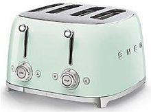 Smeg 50S 4 Slice Toaster - Green