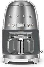 Smeg - Chrome Drip Coffee Maker