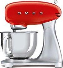 Smeg SMF02 Retro Style Red Stand Mixer