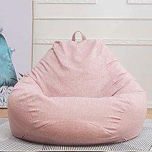 Smile Co Bean Bag Chair: Large 3' Memory Foam
