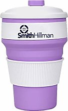 Smith Hillman Collapsible Coffee Cup| Silicone &