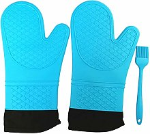 Smithcraft Oven Gloves Silicone Oven Glove Long