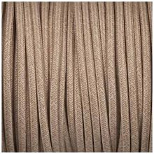 Smithery - Round Lighting Cable Canvas Linen