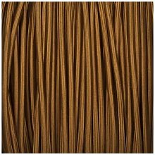 Smithery - Round Lighting Cable Old Gold Braided
