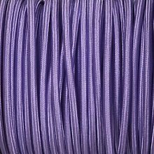 Smithery - Round Lighting Cable Purple Braided
