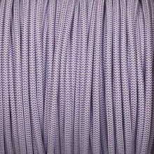 Smithery - Round Lighting Cable Purple White
