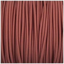 Smithery - Round Lighting Cable Rose Pink Braided