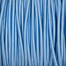 Smithery - Round Lighting Cable Sky Blue Braided