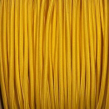 Smithery - Round Lighting Cable Yellow Braided