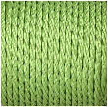 Smithery - Twisted Lighting Cable Apple Green