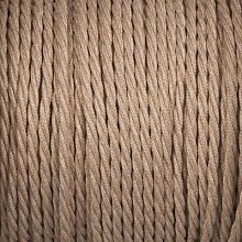 Smithery - Twisted Lighting Cable Canvas Linen