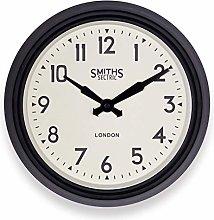 SMITHS Retro Wall Clock