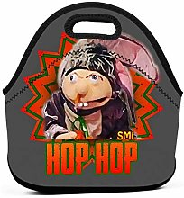 Sml Jeffy Hops Insulated Lunch Bag Tote Picnic Box