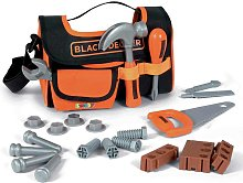 Smoby Toy Black + Decker Tool Case