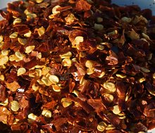 SMOKED CRUSHED CHILLIES 1kg | Barbeque Seasoning