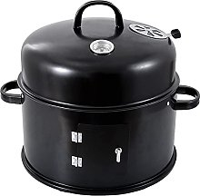 Smoked Oven, Charcoal BBQ Grill, Grill Outdoor