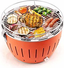 Smokeless Charcoal Barbecue – With Turbo Fan for