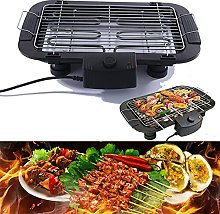 Smokeless Electric Barbecues Grill Outdoor 1500W