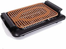 Smokeless Electric Grill, Indoor BBQ and Nonstick,