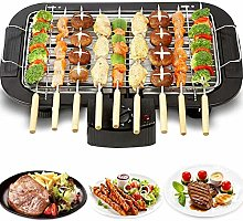 Smokeless Table Grill, Electric BBQ Grill 1500 W