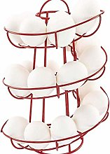 Smono Spiral Egg Basket Egg Storage Spiral Basket