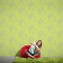 Smooth 10.5m x 53cm Fleece Wallpaper East Urban