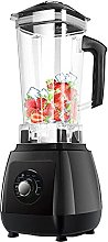 Smoothie Machine Blender with Lid, Electric Ice