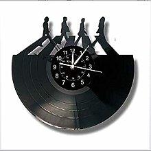 Smotly Vinyl Record Wall Clock, The Beatle - Gift