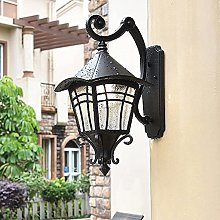 SMTAO Wall Lamp,American Wall Lamp Vintage Lantern