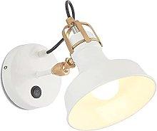 SMTAO Wall Lamp,Nordic Wall Light Sconce Modern