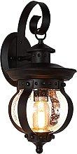SMTAO Wall Lamp,Outdoor Wall Light Rainproof