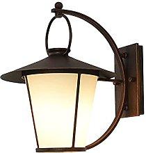SMTAO Wall Lamp,Outdoor Wall Porch Light American