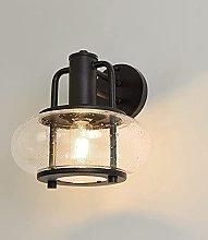 SMTAO Wall Lamp,Retro Outdoor Wall Light with