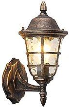 SMTAO Wall Lamp,Retro Rustic Wall Lamp Outdoor