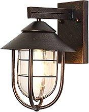 SMTAO Wall Lamp,Small Outdoor Wall Light Fixtures