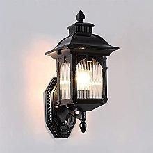 SMTAO Wall Lamp,Traditional Classical Lantern