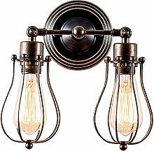 SMTAO Wall Lamp,Vintage Industrial Wall Lights