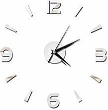SMTD Modern Large 3D Wall Clock Home Office