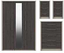Smyth Part Assembled 3 Piece Package - 3 Door