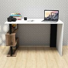 Snap Desk - with Shelves - for Office, Bedroom -