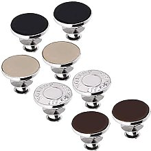 Snap Fastener Metal Buttons for Clothing Jeans
