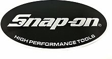 Snap-On Tools New 3D Badge Tool Box Cab Logo Decal
