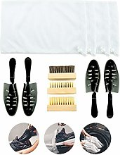 Sneaker Shoe Bag Cleaning Kit Laundry System for