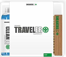 SNEAKERSER Hand Luggage Travel Care Kit Cleaning