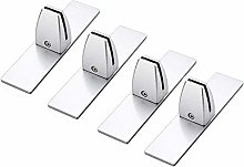 Sneeze Guard Stand Acrylic Screen Brackets,